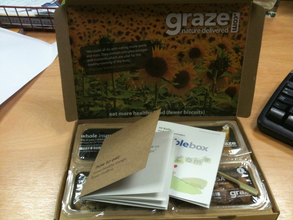 My Graze Box