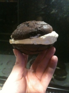 Perfected Whoopie Pie